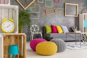 ポジティブになる空間とは?色が心に与える影響