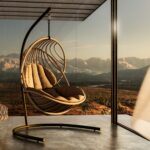 高級アウトドア家具で造るリゾート系インテリア